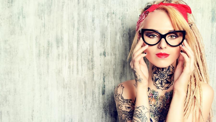 Tatuaż Ozdoba Czy Fanaberia Szpecąca Ciało Piękne Ciało