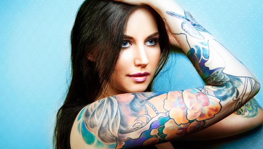 Nietypowe Rysunki Na Ciele Czy Tatuaż Jest Sztuką Styl
